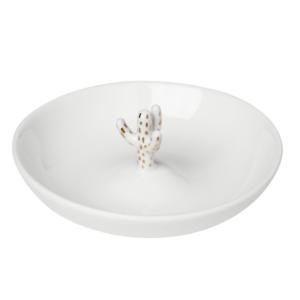 Coupelle en porcelaine cactus 10€ chez Inspiration Design à Colmar