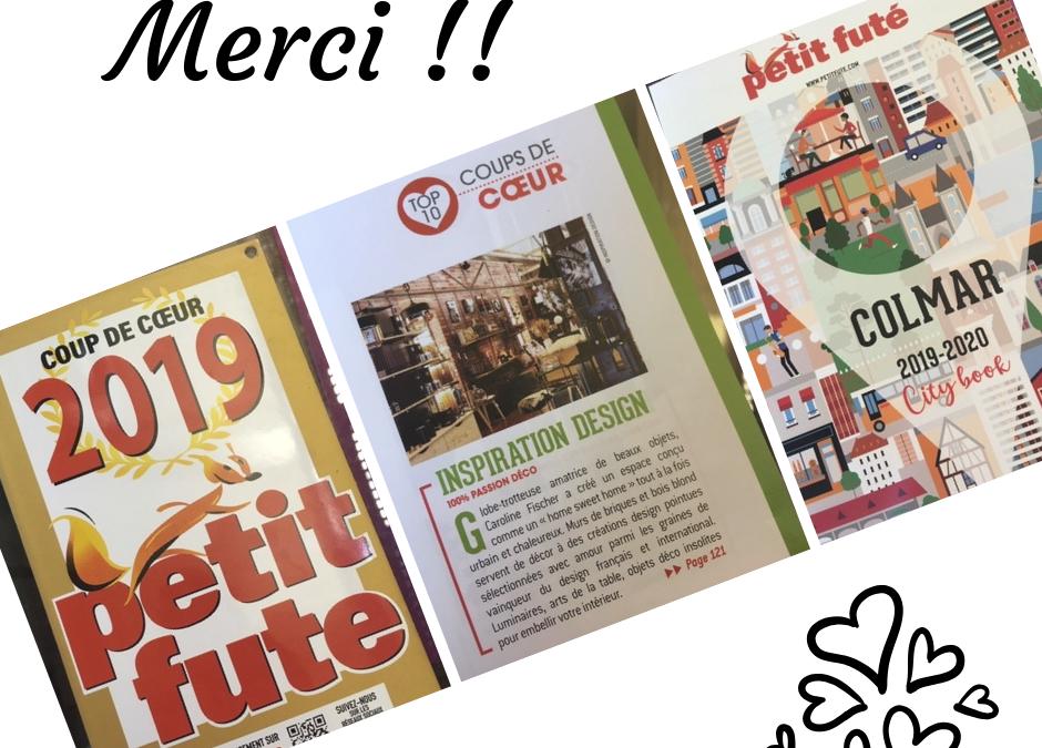 Top 10 du Petit Futé 2019
