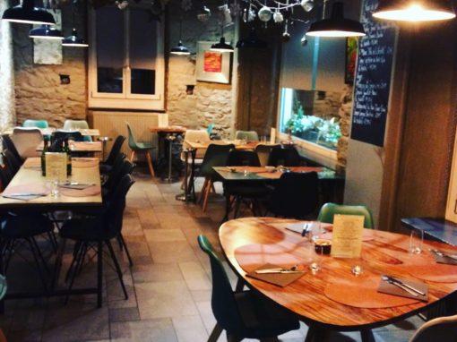 Embellissement restaurant Colmar