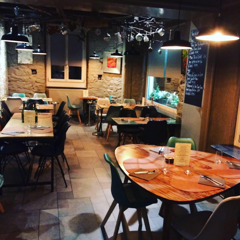 Embellissement restaurant Colmar, par Inspiration Design, Décoration intérieure à Colmar
