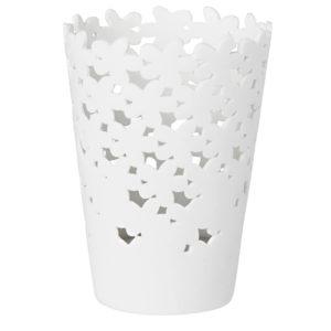 Photophore porcelaine fleur L 13€ chez Inspiration Design à Colmar