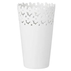 Vase porcelaine fleur 35€ chez Inspiration Design à Colmar