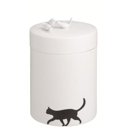 Boîte en porcelaine chat 30€ chez Inspiration Design à Colmar