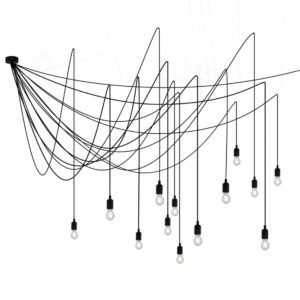 Suspension multiples 14 câbles de 4mts : 489€ chez Inspiration Design à Colmar
