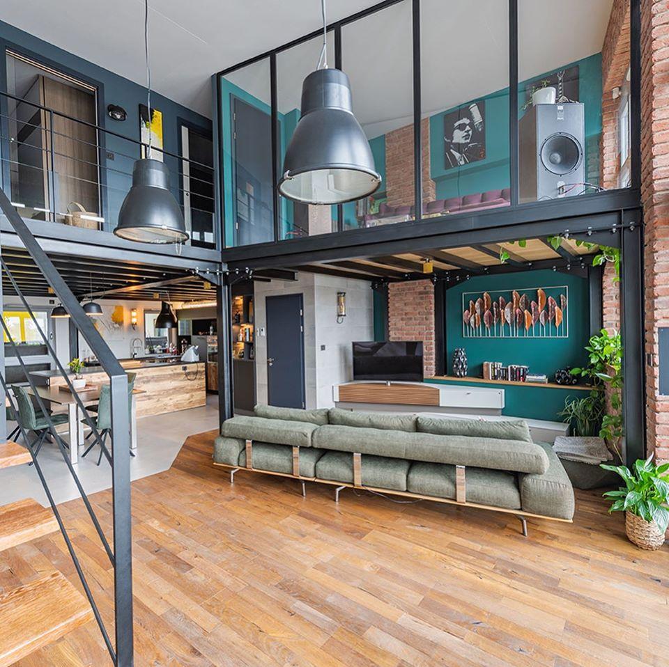 Recherche luminaires loft Guebwiller, par Inspiration Design, Décoration intérieure à Colmar