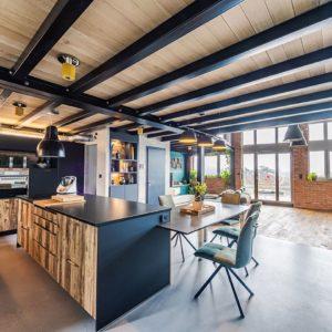 Choix des luminaires, aménagement et mise en scène d'un espace cuisine par Inspiration Design : Décoratrice UFDI à Colmar