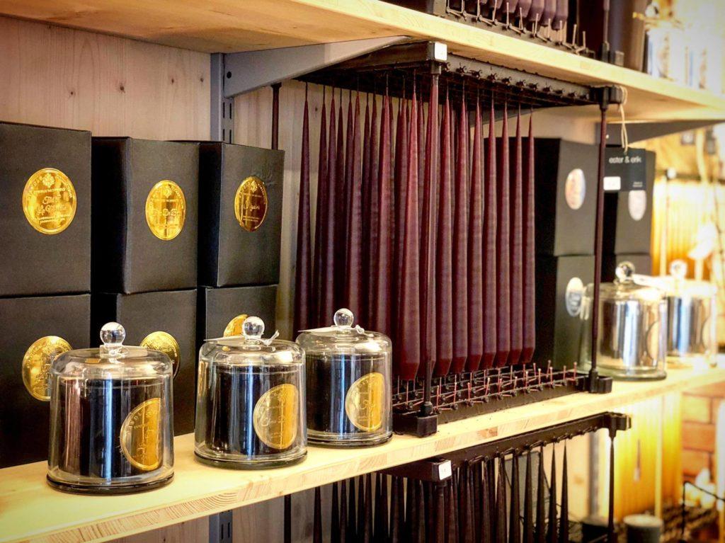 Carte cadeau chez Inspiration Design, votre boutique de décoration à Colmar (68)-Bougies d'ambiance ou décoratives