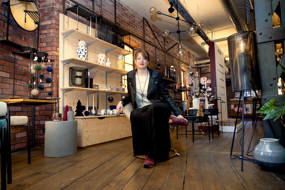 Inspiration Design, votre boutique de décoration à Colmar (68)-Caroline Fischer vous accueille dans son magasin