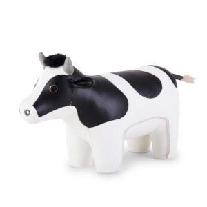 Vache en cuir 1kg 75€ chez Inspiration Design à Colmar