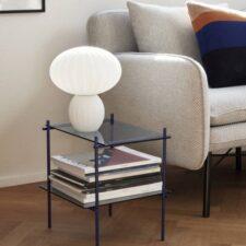 Lampe à poser opal H28cm à 150€ chez Inspiration Design à Colmar