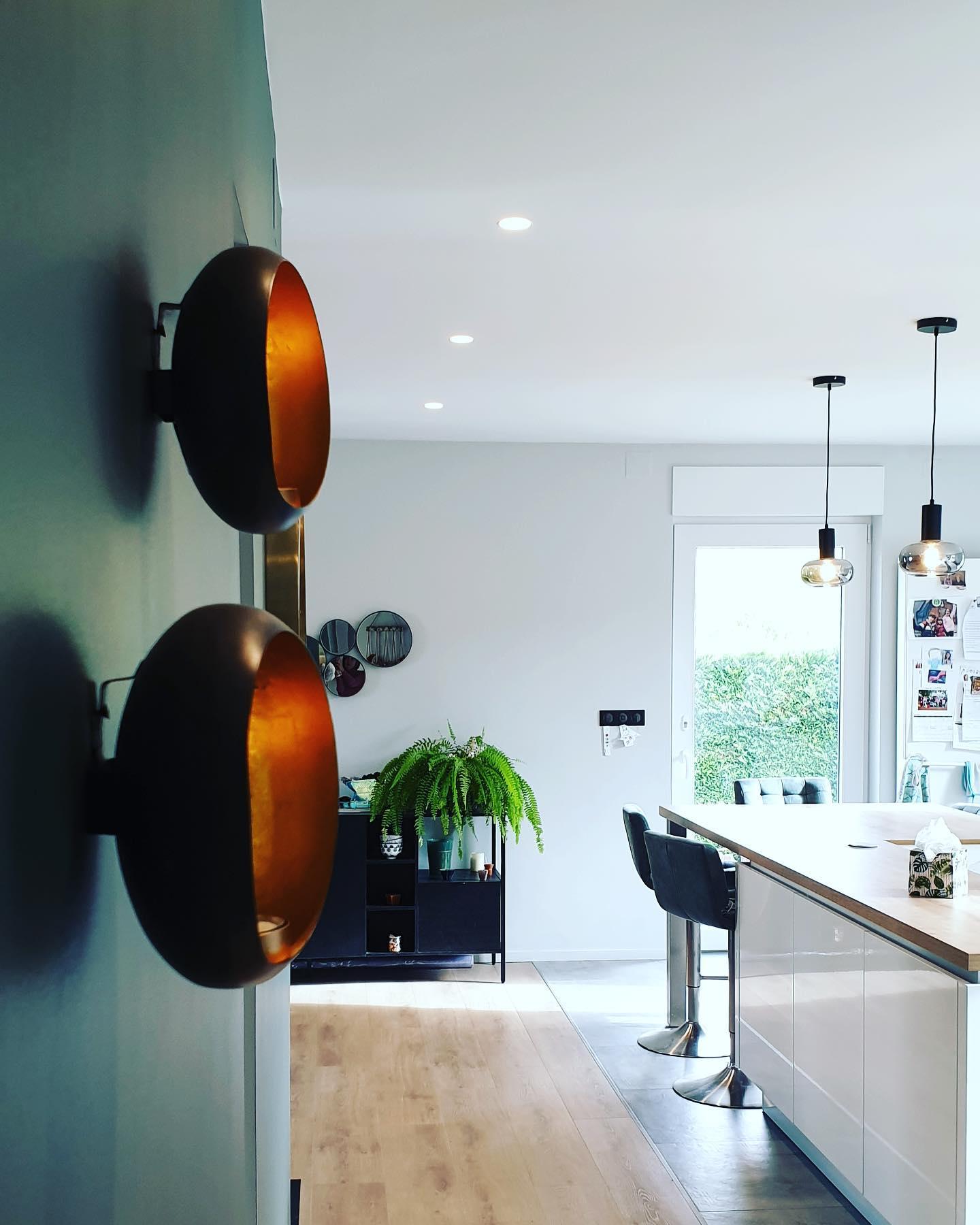 Agencement et décoration d'un rez de chaussée d'une maison à Colmar, par Inspiration Design, Décoration intérieure à Colmar