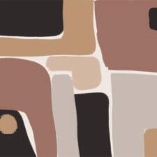 Set de table peinture B 45x33cm à 15€ chez Inspiration Design à Colmar