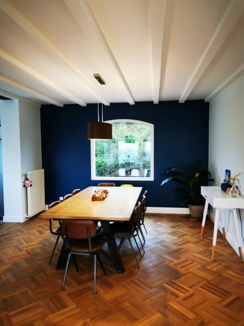 Rénovation d'une maison ancienne à Saint Louis, par Inspiration Design, Décoration intérieure à Colmar