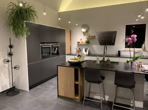 Rénovation espace cuisine et espace détente à Orbey