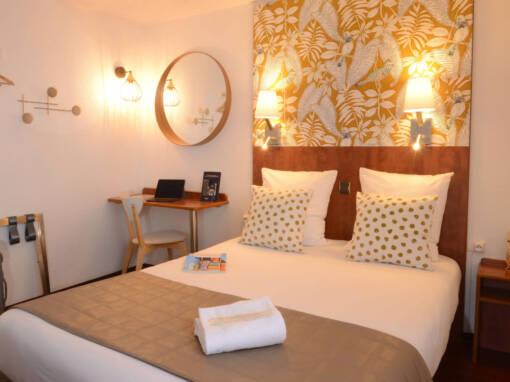 Rénovation d'une chambre d'hôtel 2* à Colmar
